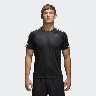 Camiseta D2M 3-Stripes Black BK0970