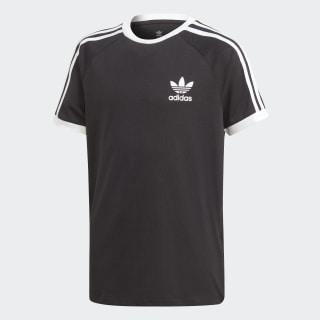 3 Bantlı Tişört Black / White DV2902