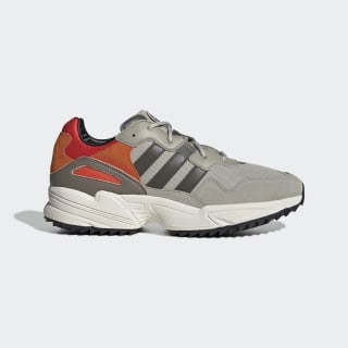 YUNG-96 TRAIL Sesame / Trace Grey Metallic / Off White EE6668