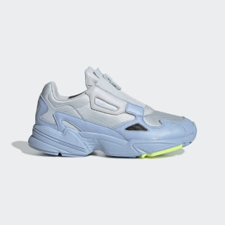 Falcon Zip Shoes Glow Blue / Blue Tint / Icey Pink EF1969