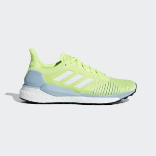 Solar Glide ST Shoes Hi-Res Yellow / Ftwr White / Ash Grey D97428