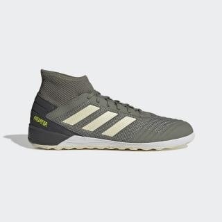 Predator Tango 19.3 Indoor Shoes Legacy Green / Sand / Solar Yellow EF8209