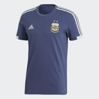 Remera Selección Argentina Raw Purple / White CF2629
