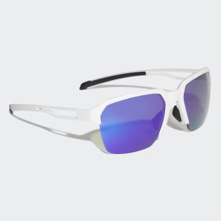 Xpulsor Sunglasses White / Black / Dark Purple CL0746