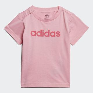 Polera Linear Light Pink / Real Pink EI7918