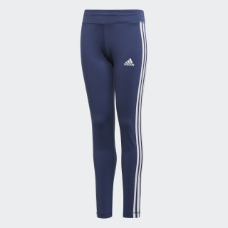 Equip 3-Stripes Tights Tech Indigo / White FM5868