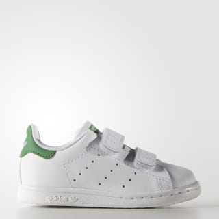 Кроссовки Stan Smith Ftwr White / Ftwr White / Green AF5420