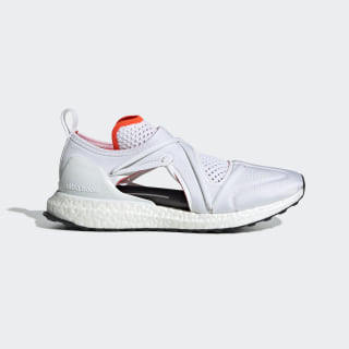 UltraBOOST T Schuh Core White / Core Black / Solar Red D97722