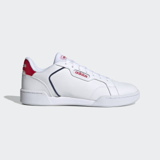 Zapatilla Roguera Cloud White / Cloud White / Scarlet EH2266