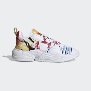Supercourt RX Shoes Cloud White / Cloud White / Gold Metallic FW5354