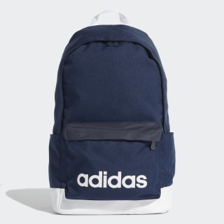 Linear Classic Backpack Extra Large Collegiate Navy / White / White ED0265