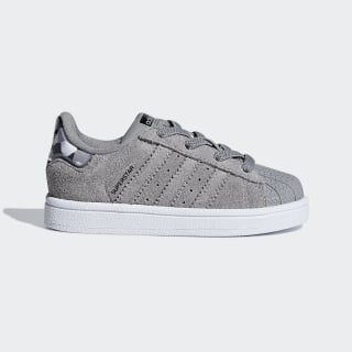 Superstar Shoes Ch Solid Grey / Ch Solid Grey / Ftwr White B37284