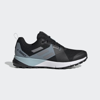 Terrex Two GORE-TEX Trail Running Shoes Core Black / Grey Three / Ash Grey EF1436