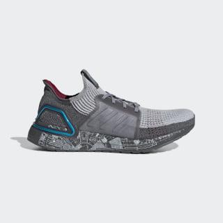 Ultraboost 19 Star Wars Millennium Falcon Shoes Grey / Grey Two / Bright Cyan FW0525