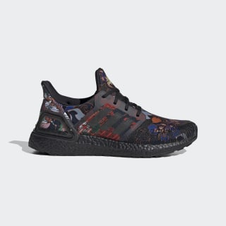 Ultraboost 20 YUANXIAO Shoes Core Black / Core Black / Collegiate Royal FX3602