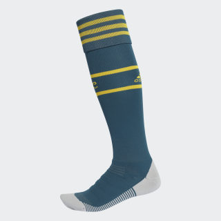Arsenal Goalkeeper Home Socks Utility Green / Eqt Yellow EH5683