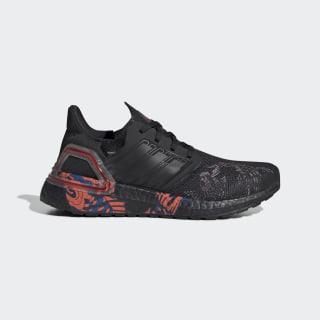 Ultraboost 20 CNY Shoes Core Black / Core Black / Scarlet FW5677