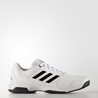 Zapatos de Tennis adizero Attack FTWR WHITE/CORE BLACK/FTWR WHITE BA9084