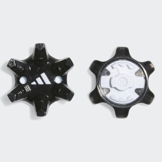 AG Thintech 20-Piece Clamshell Cleats Black / Black BC5622