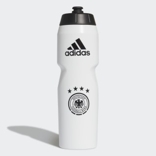 Germany Water Bottle White / Black / Light Solid Grey FJ0819