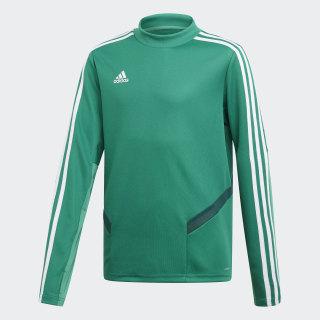 Tiro 19 Training Sweater Bold Green / White DW4800