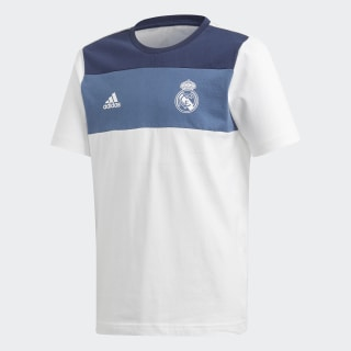 Real Madrid Graphic T-Shirt White / Night Indigo / Night Marine DX8692