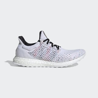 Ultraboost X Mid Shoes Beige / Cloud White / Active Red D97744