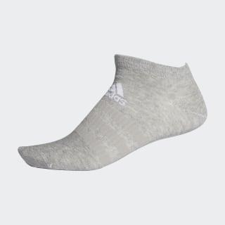 Low-Cut Socks Medium Grey Heather / Medium Grey Heather / White DZ9421