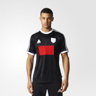 Maillot Tango Stadium Icon Black/White/Red S98650