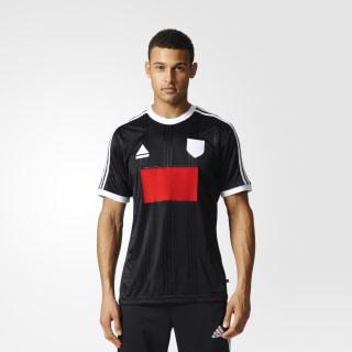 Tango Stadium Icon Jersey Black/White/Red S98650