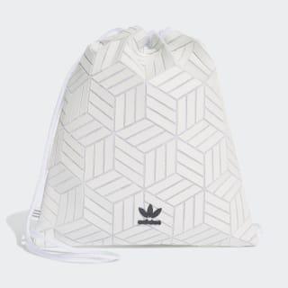 Mochila saco 3D White EK2887