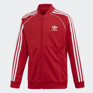 เสื้อแทรคแจ็คเก็ต SST Scarlet / White EI9877