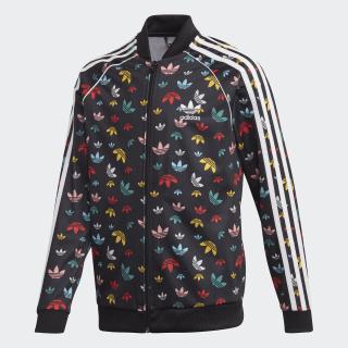 Track jacket SST Black / Multicolor FM4892