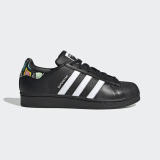 Superstar Schoenen Core Black / Cloud White / Core Black EE7500