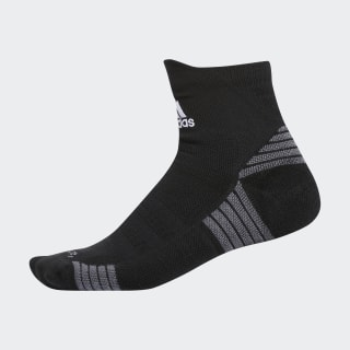 Alphaskin Max Cushioned High-Quarter Socks Black CK1832