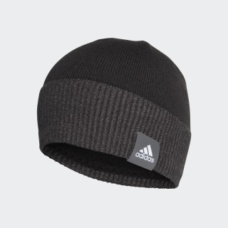 Climawarm Beanie Black / Grey Five / White DZ8935