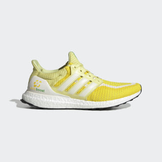 Ultraboost 2.0 Shoes Pearl Citrine / Cloud White / Energy Green FW5232