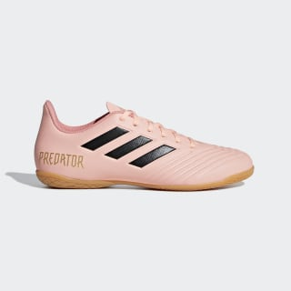 Chuteira Predator Tan 18.4 Futsal CLEAR ORANGE/CORE BLACK/TRACE PINK F17 DB2139
