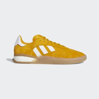 Tenis 3 Stripest.004 TACTILE YELLOW F17/ftwr white/GUM4 EE7669
