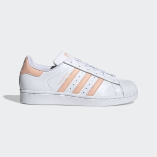 Superstar Shoes Cloud White / Glow Pink / Cloud White EE7820