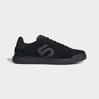Five Ten Sleuth DLX Shoes Core Black / Grey Six / Matte Gold BC0780