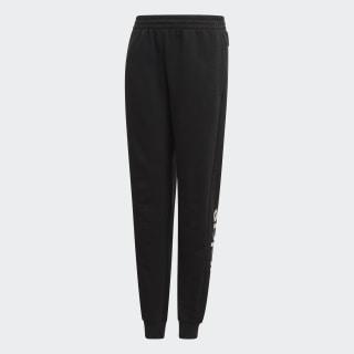 Kalhoty Linear Black / White EH6159
