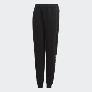 Pantaloni Linear Black / White EH6159
