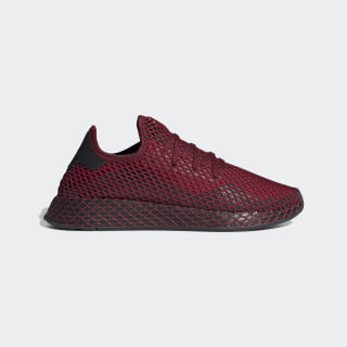 Кроссовки Deerupt Runner Collegiate Burgundy / Collegiate Burgundy / Core Black EE5681