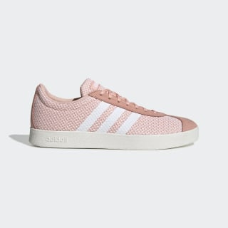 VL Court 2.0 Shoes Glow Pink / Cloud White / Cloud White EE6790