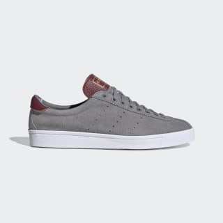 Lacombe Schuh Grey Three / Cream White / Collegiate Burgundy EG7668