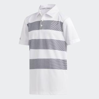 3-Stripes Polo Shirt White DP5903
