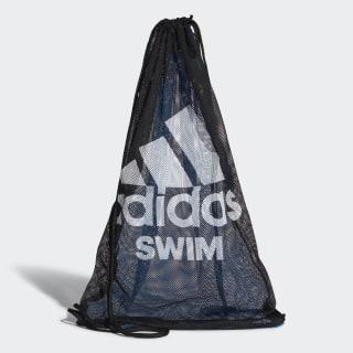 Swim Mesh Bag Black / Shock Blue / White CV4014