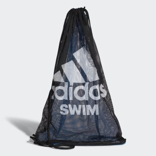 swim mesh bag Black / Shock Blue / White CV4014