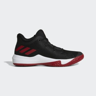 Tenis Rise Up 2 GREY THREE F17/POWER RED/FTWR WHITE CQ0556